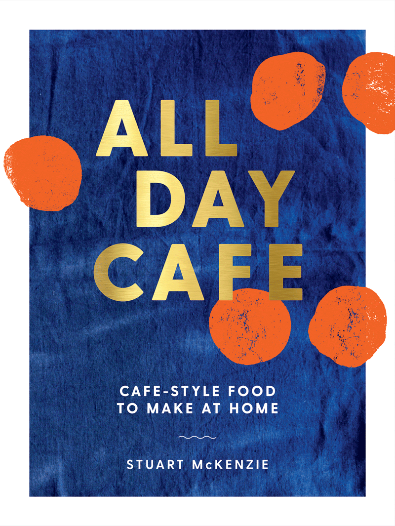 All Day Cafe book