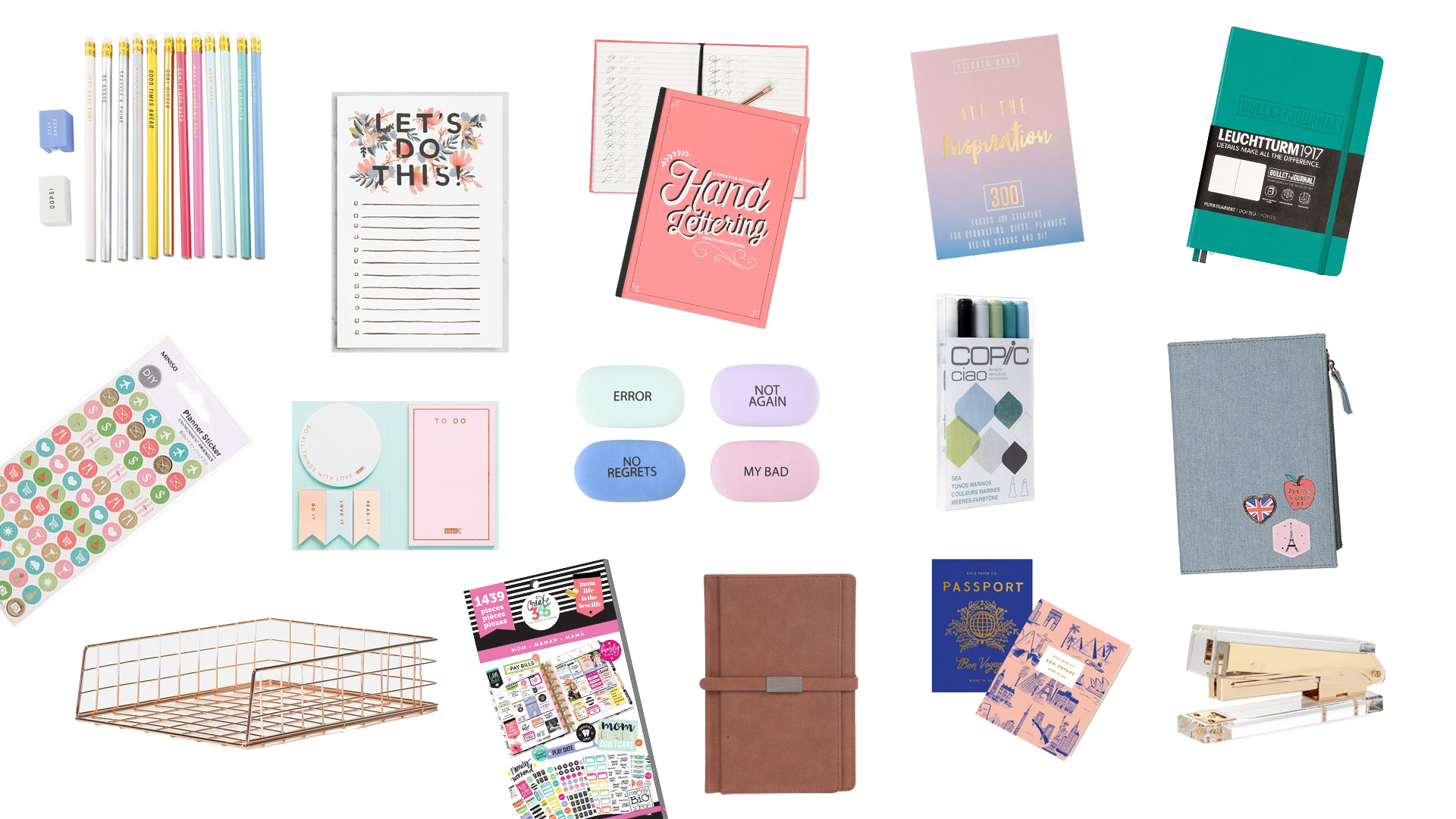 Stationery You Didn't Know You Wanted Until Now