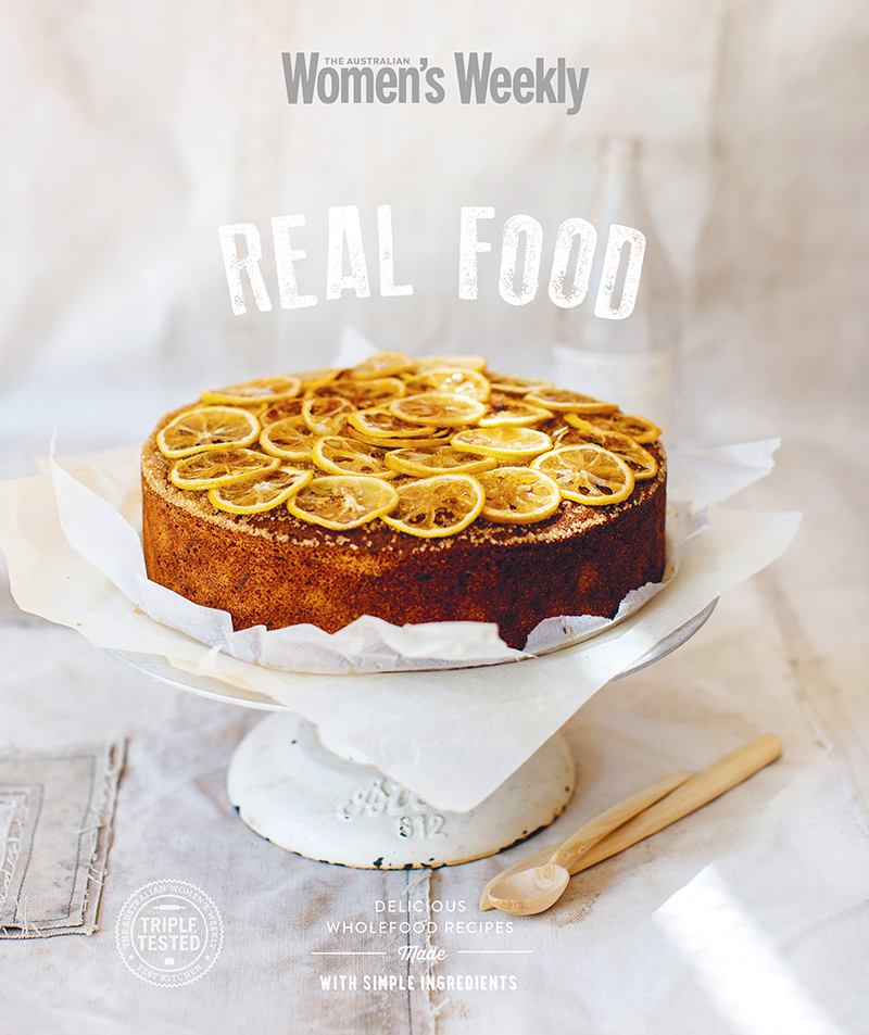 The Australian Women's Weekly Real Food Cookbook