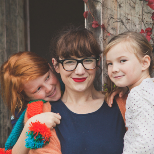 Talking Little Lunch, School Bullying + Photography with Kate Berry