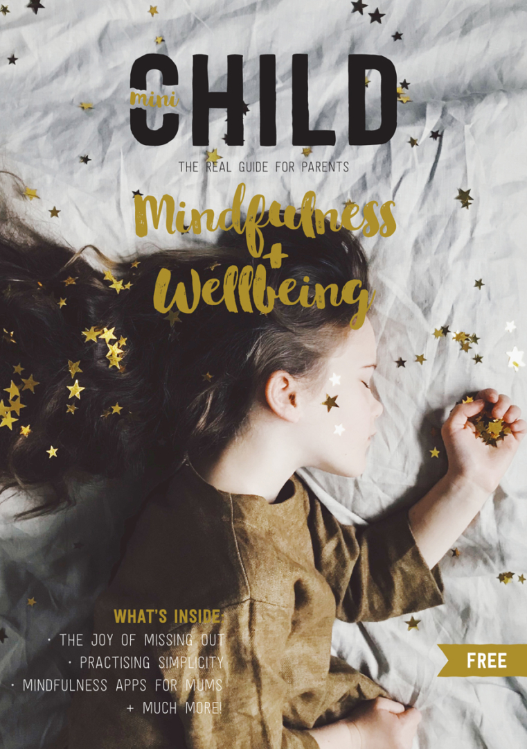 Mindfulness + Wellbeing Mini Mag