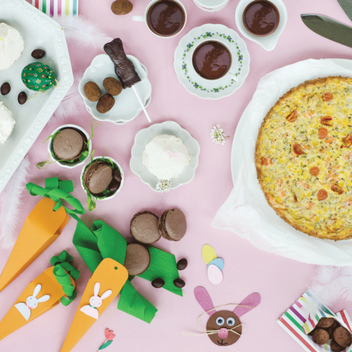 Chocolate-Free Easter Recipes