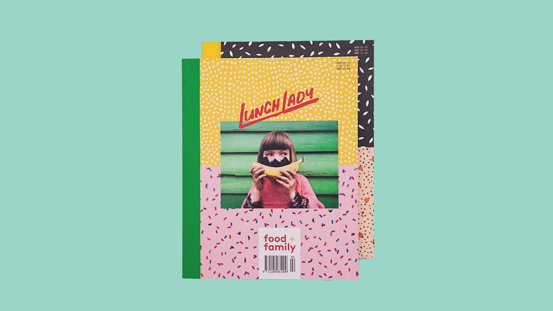 Lunch Lady Magazine