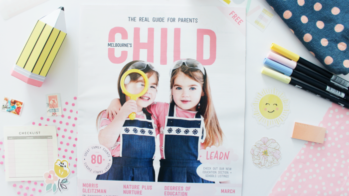 March Issue Of Child Magazines