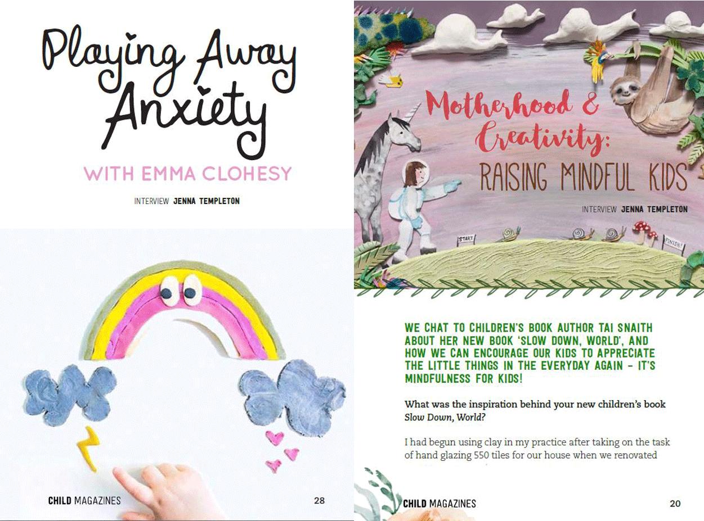 Mindfulness + Wellbeing Mini Mag