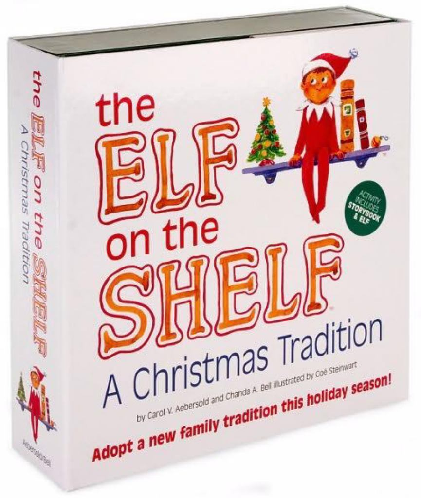 Elf on the shelf_book_cover