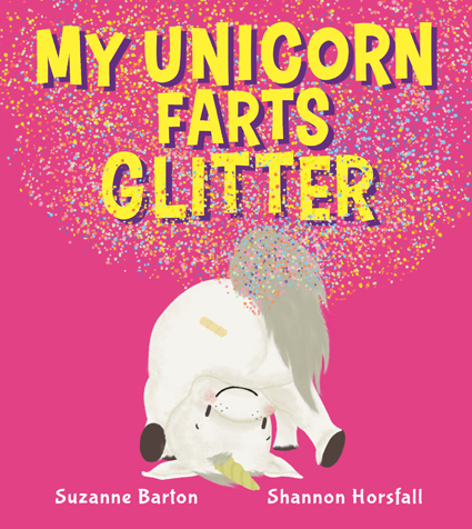 my Unicorn farts glitter1440