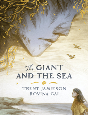 the Giant and the sea small