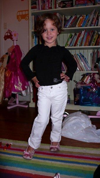 Daisy age 4