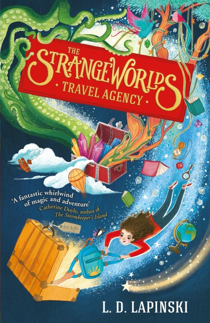 Strange Worlds Travel
