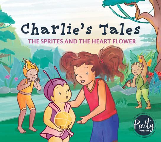 Charlies Tales Book