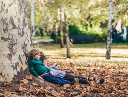 In uncertain times we can help children through mindfulness and play