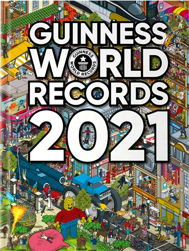 Guiness Book of Records 2021
