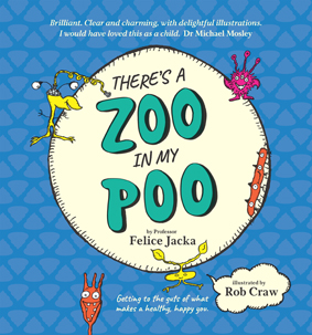 There's a Zoo in my Poo-small