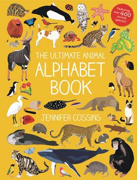 Ultimate Alphabet Book