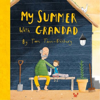 My Summer with Grandad cover