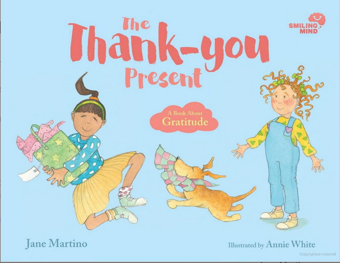 The Thank You Present cover