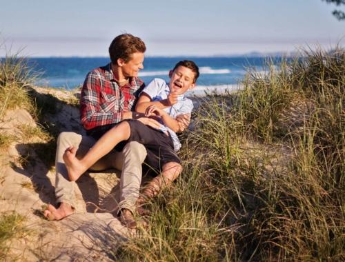 dad-teen-boy-playing-in-sandhills2160