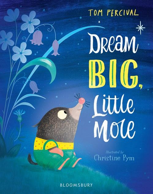 Dream Big Little Mole cover