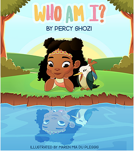 Who am I? cover