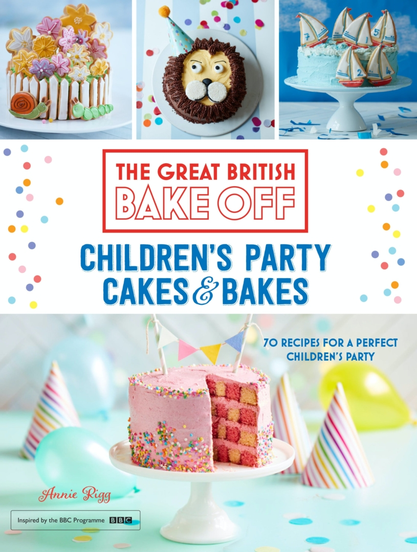Great British Bakeoff Party