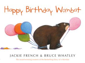 Happy BDay Wombat