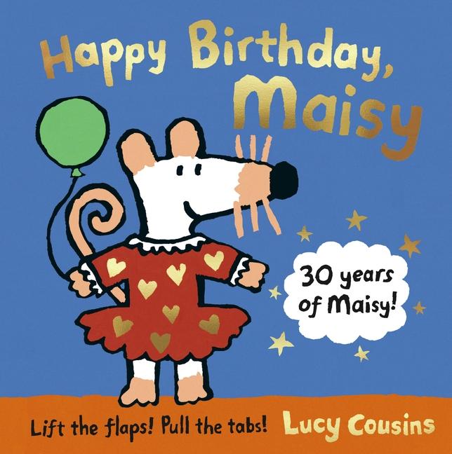 Happy Birthday Maisy Cover