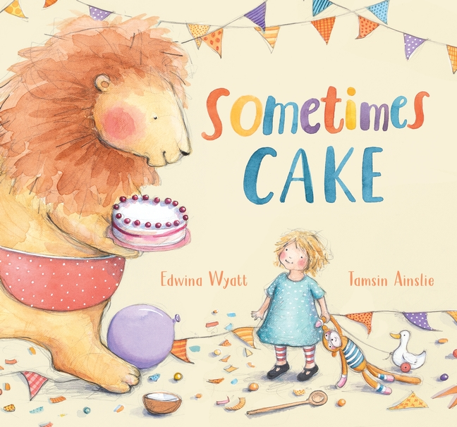 Sometimes Cake Cover