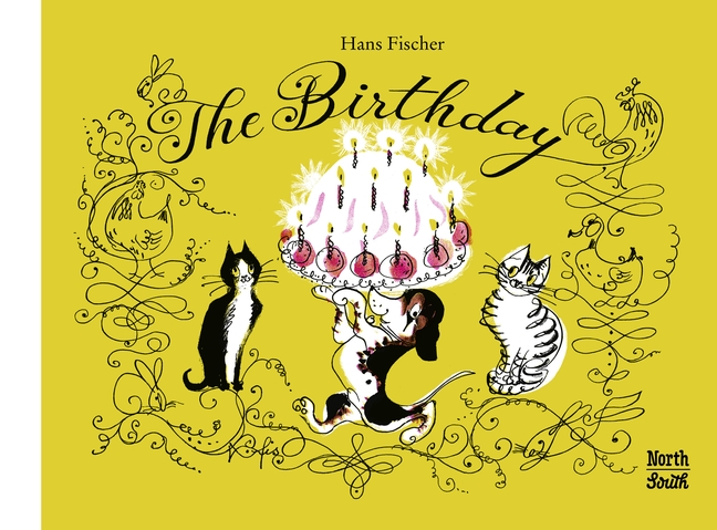 The Birthday Cover