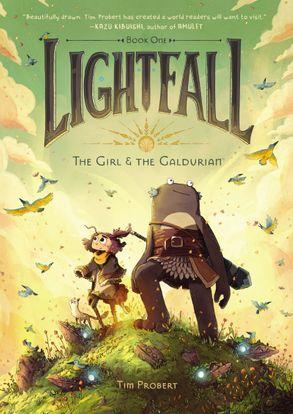 Lightfall Cover