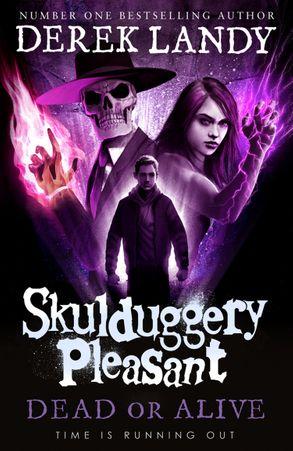 Skulduggery cover