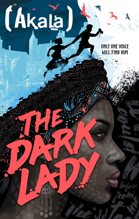 The Dark Lady cover