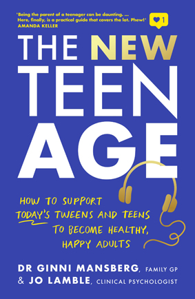 The new Teen Age cover small