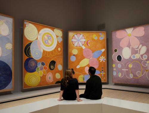 Art-Gallery-NSW-Hilma-Klimt