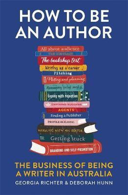 how an author