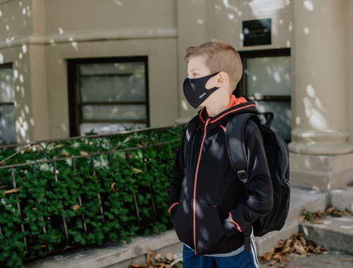 masked-boy-going-out