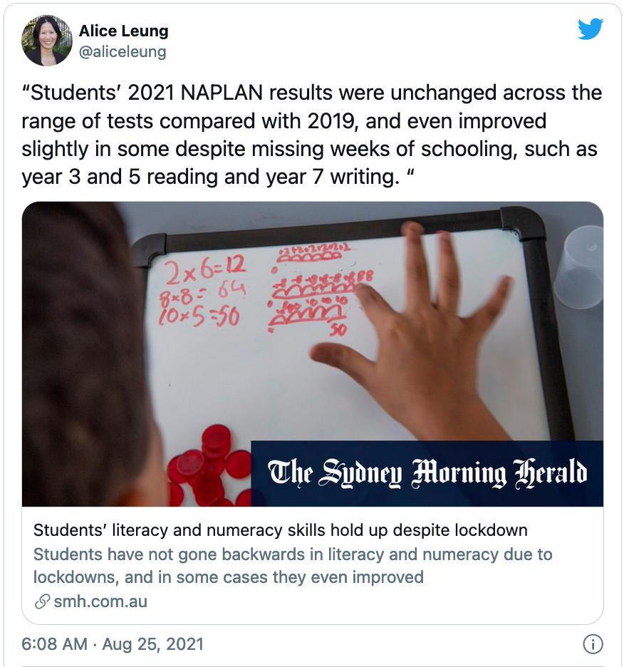 tweet-re-students-and-NAPLAN
