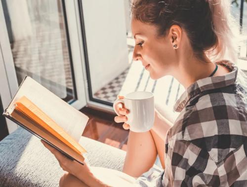 woman-in-cozy-reading-corner